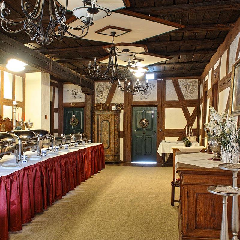Der SCHWAN - Foyer