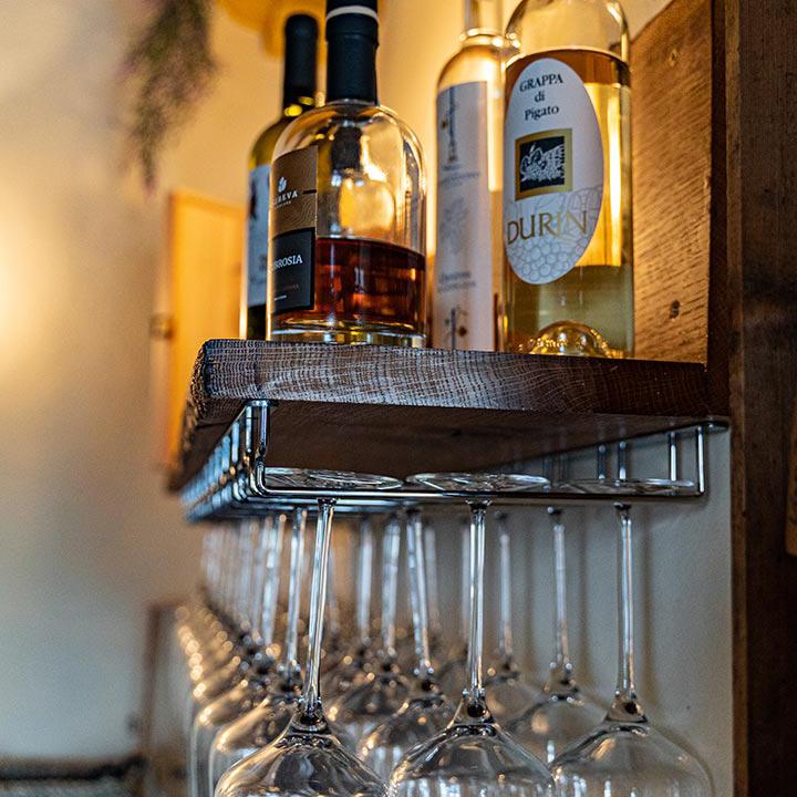 Der SCHWAN - Weinbar im Brauhaus