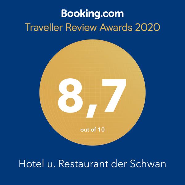 Der SCHWAN /// Booking